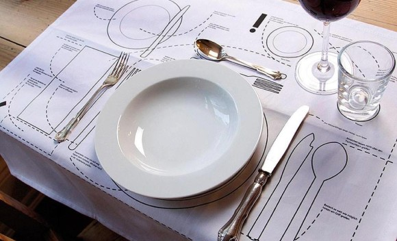 how to set a restaurant table | My Web Value