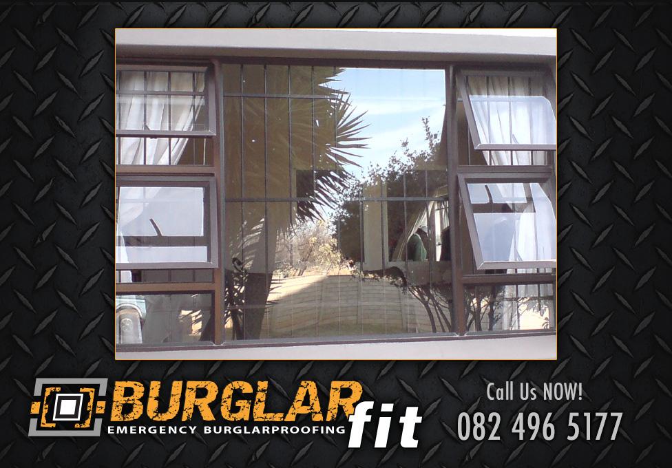 BurglarFit DIY Burglar Bars