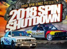 2018 Spin Shutdown Motosport Event - Pretoria West