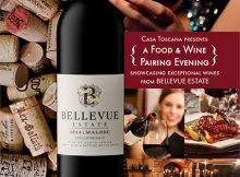 Bellevue Food & Wine Pairing Evening 2017 - Casa Toscana