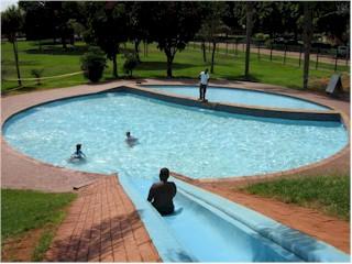 Club Rendezvous Public Paddling Pool - Pretoria North