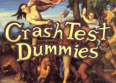 Crash Test Dummies Live 2018 - Pretoria National Botanical Garden