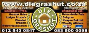 Die Grashut - Thatch Roof Specialists - Wonderboom