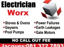 Electrician in Pretoria East - Gauteng