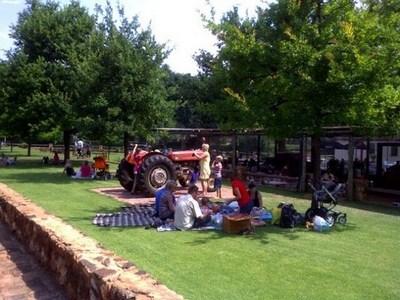 Family Braai & Picnic Spots Pretoria - Gauteng - Irene Dairy Farm