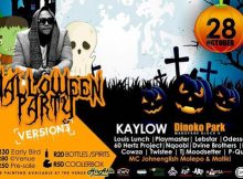 Halloween Party Version 3 2017 @ Dinoko Park - Mabopane