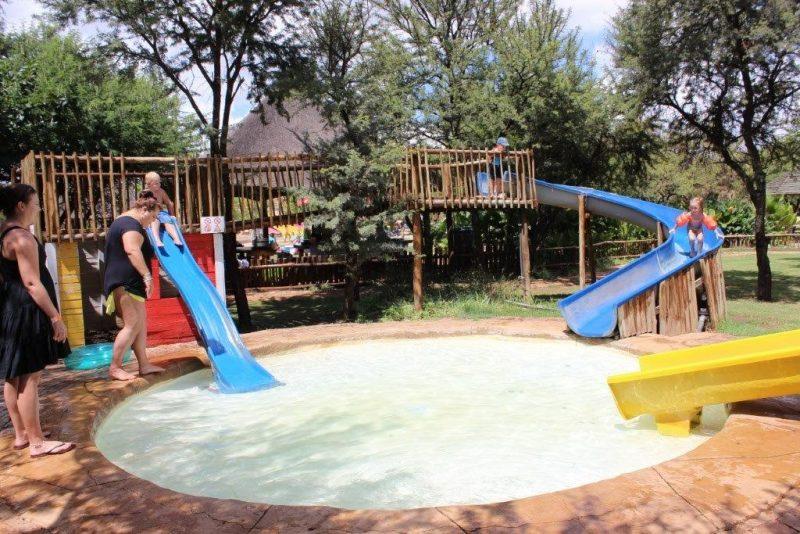 Zambibush Resort Family Waterpark Pretoria Gauteng