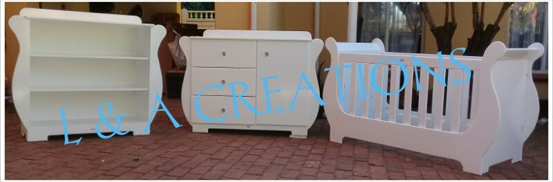 L & A Creations Nursery Room Furniture - Pretoria North