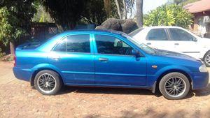 Car for Sale - Doornpoort - MAZDA-ETUDE-2001
