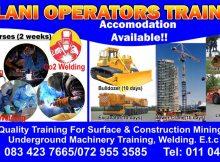 Mulani Operators Training Center - Germiston