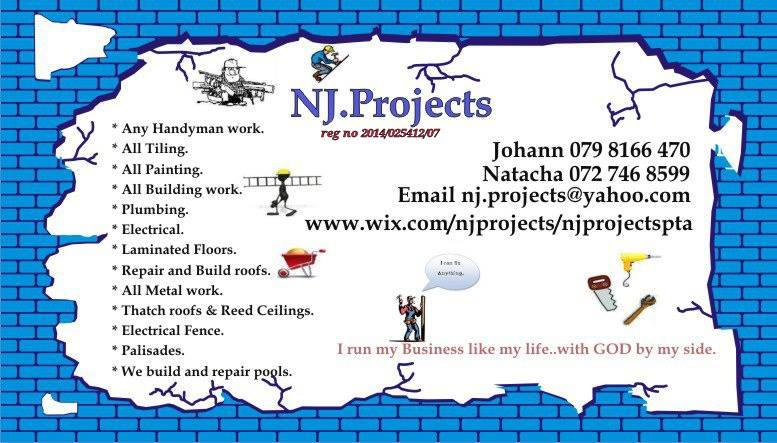 NJ.Projects - Handyman Services - Claremont