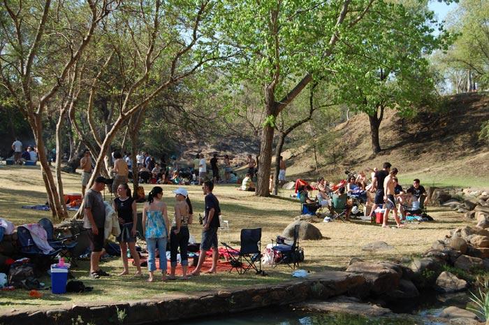 Nkwe Pleasure Resort - Picnic Spot - Tierpoort