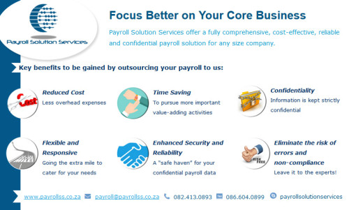 Payroll Solution Services - Sinoville