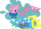 Peppa Pig Live in Pretoria - SA State Theatre