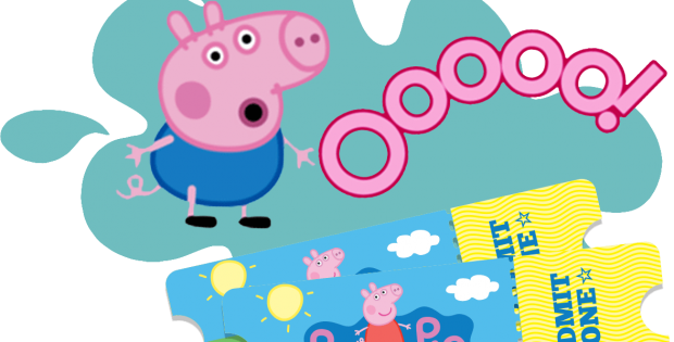 Peppa Pig Live in Pretoria - SA State Theatre