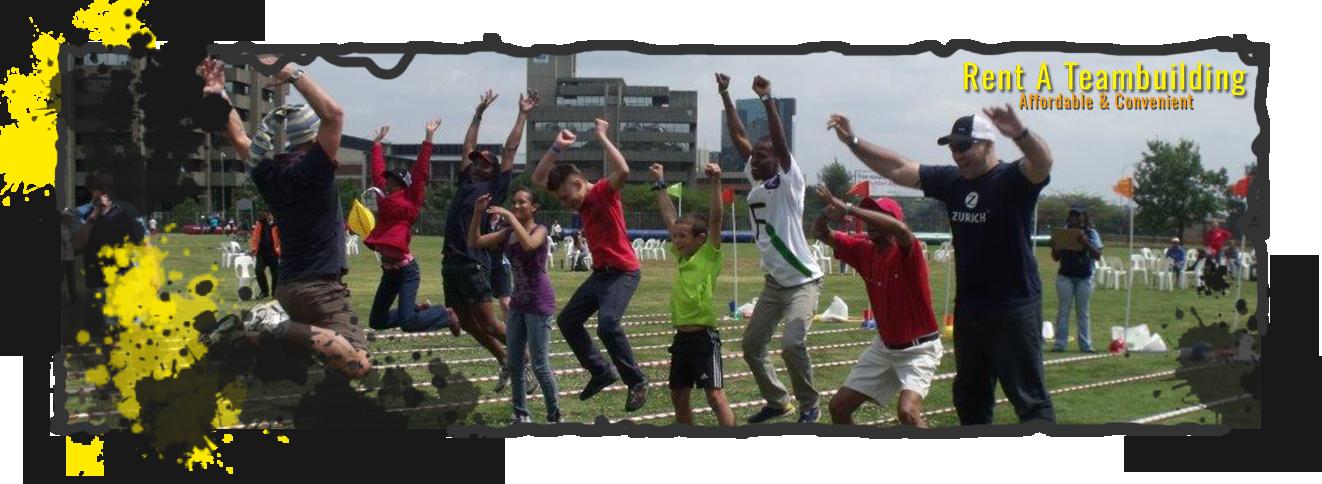 Rent A Teambuilding - Gauteng - Team Building Events