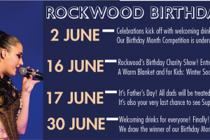 Rockwood Theatre Birthday Month 2018 Specials - Pretoria