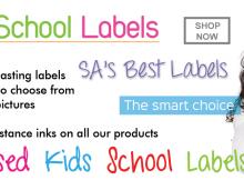 Smart School Labels - Cape Town