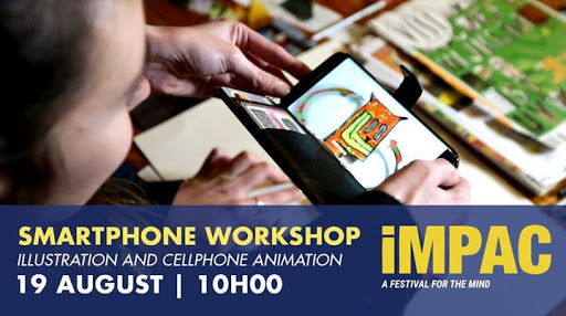 Smartphone Animation Workshop 2017 - Irene
