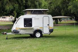 Sprite Scout Nomad Caravan for Sale - Doornpoort