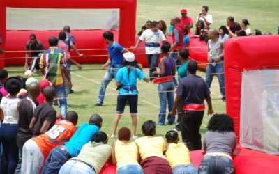 Supertouch Events and Team Building