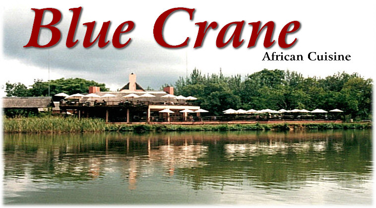 The Blue Crane Sunday Buffet - Nieuw Muckleneuk