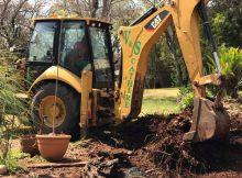 V&S Cat Hire TLB Hire Earth Moving Operations - Pretoria