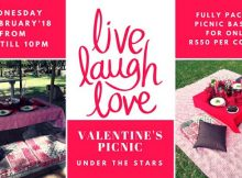 Valentines Picnic 2018 @ Thulani Resort - Wonderboom