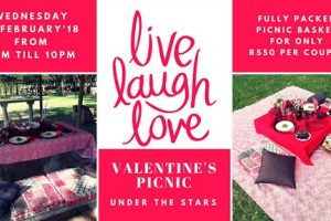 Valentines Picnic 2018 @ Thulani Resort - Wonderboom