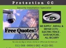 Visual Power Protection Security - Bredell