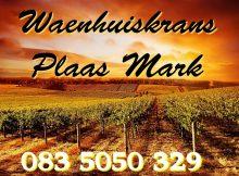 Waenhuiskrans Plaas Mark - Montana