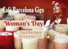 Womens Day 2017 with Cesar - Cafe Barcelona