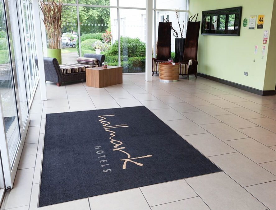 Business Branded Logo Mats