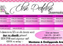 Eksie Perfeksie Cleaning Service - Doornpoort Montana Pretoria