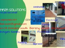 Farnaza Solutions Home Improvements - Gauteng