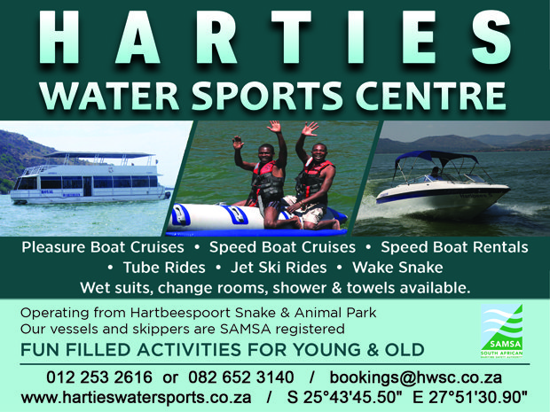 Harties Watersports Centre Activities Hartbeespoort Dam