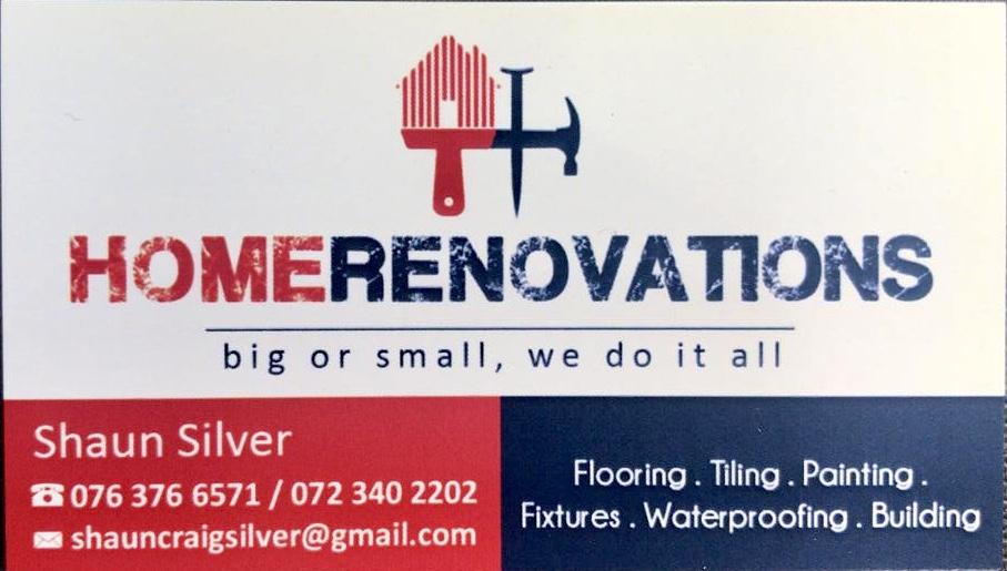 Home Renovations SA