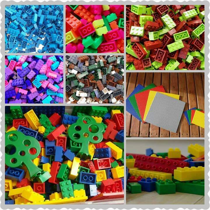 Lots of Building Blocks