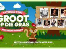Mothers Day 2019 Music Festival - Pretoria Botanical Garden