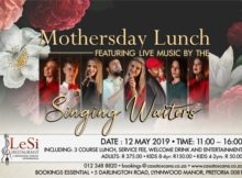 Mothersday 2019 Lunch @ LeSi Restaurant - Pretoria East