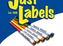 School Labels - South Africa - Just Labels