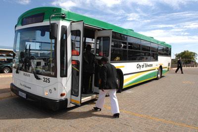Tshwane Bus Services